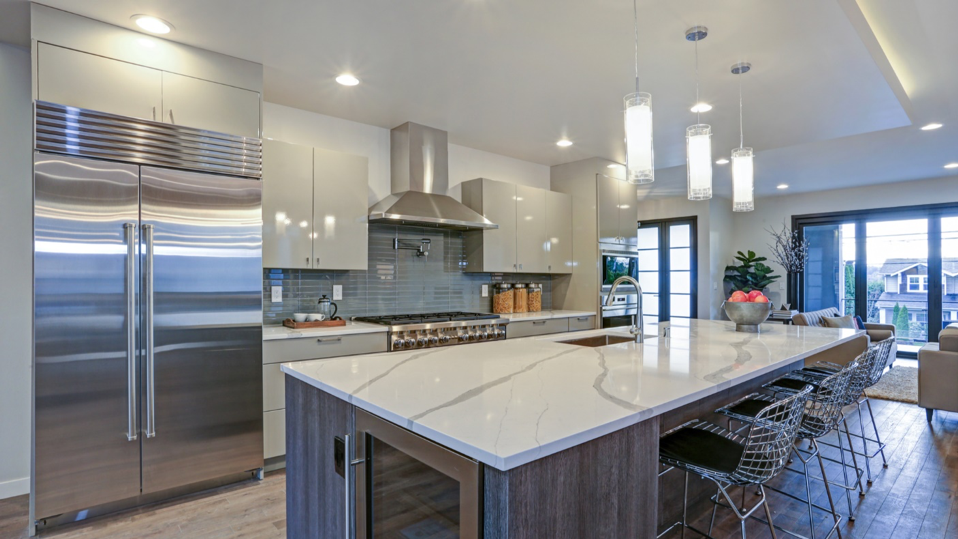 The battle of countertops – Granite, marble or quartz?