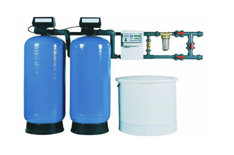 Buying a water softener