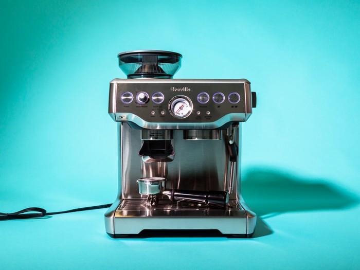 How To Clean Breville Barista Express Espresso Machine